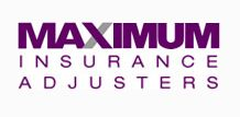 Maximum Adjusters